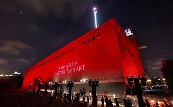 Cartier(卡地亚)时间艺术展览将在上海博物馆举行