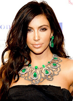金·卡戴珊(Kim Kardashian)_金卡戴珊图片_金卡戴珊图片资料大全