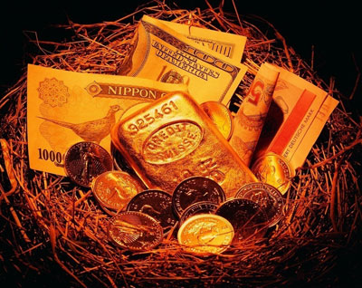 黄金价格冲高回落 市场关注地缘局势