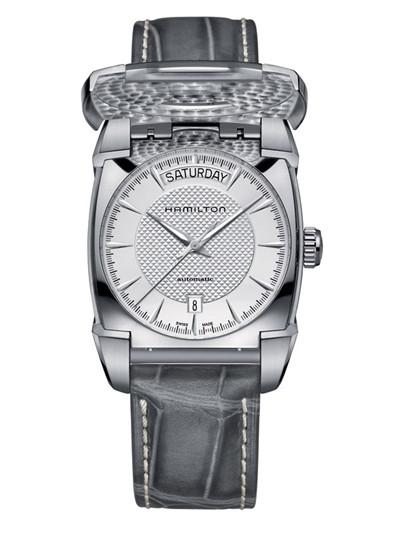 汉米尔顿推出全新「Flintridge」绅士和淑女限量版腕表