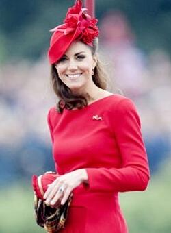 凯特王妃(Kate Middleton)_凯特王妃图片_凯特王妃服装_凯特王妃最新消息