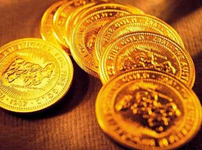 黄金价格低位震荡 突破下方均线支撑位