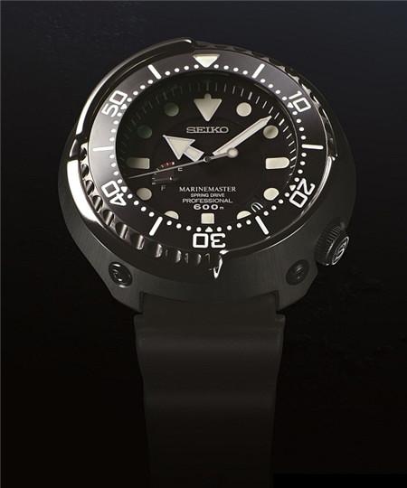 Seiko 推出「Prospex」系列全新专业潜水表