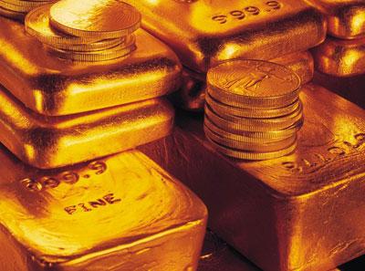 黄金价格不破新低 有止跌迹象