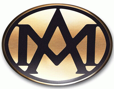 阿斯顿马丁车标的含义和演变过程高清图片