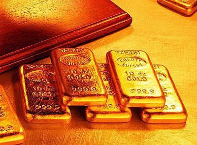 美元指数走高 黄金价格冲高回落