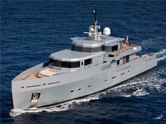 Tansu全新37.92米「So'Mar」游艇于近日正式交付