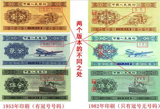 第二套人民币纸分币如何判断是否值钱?