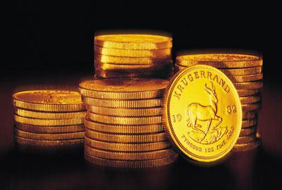 黄金价格呈现大跌走势 目前处于下降通道