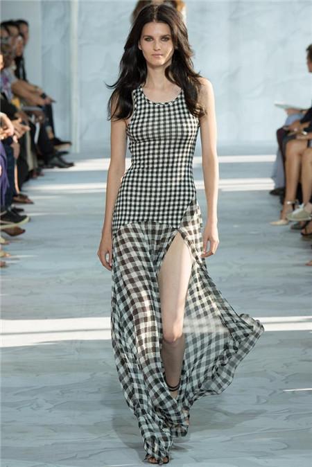 DVF 服装品牌纽约时装周发布2015春夏系列成衣