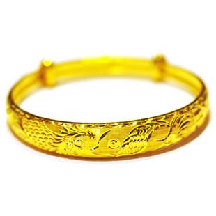 黄金首饰采用新国标 千足金被剔除纯度命名