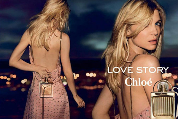 Chloe(蔻依)推出全新「Love Story」女性淡香精