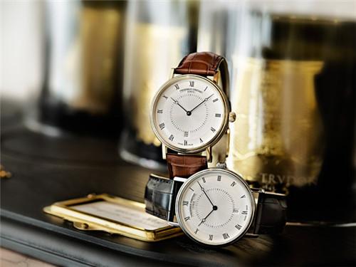 康斯登名表品牌推出全新典雅超薄自动系列腕表