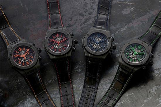 宇舶表推出全新「big Bang Unico」系列腕表