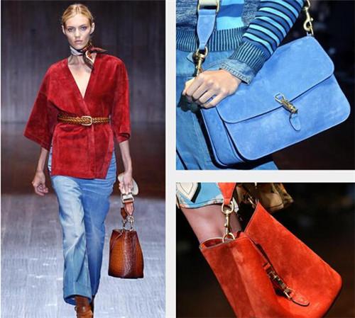 Gucci全新2015年春夏系列包包 谁将第一个拿它出街