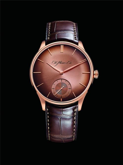 亨利慕时名表品牌推出全新冒险者系列腕表