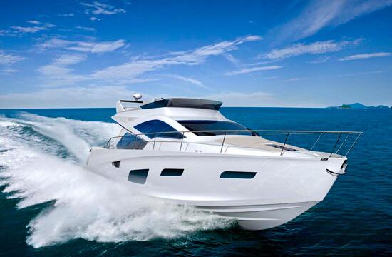 宝马Intermarine55:豪华游艇里的奢华精品