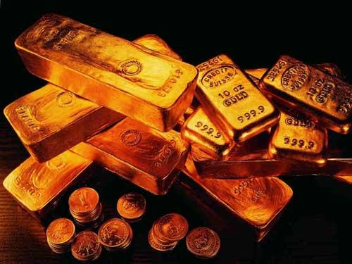 欧元低迷抵消美国?#22909;?#24433;响 国际黄金价格空头占主导