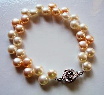 周大福珍珠手链怎么保养