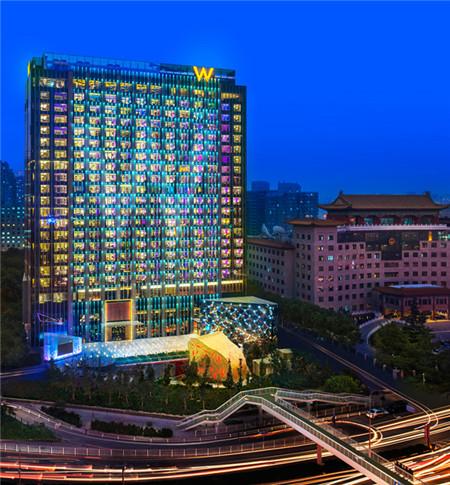 北京W酒店即将开业 于2014北京设计周闪耀呈现