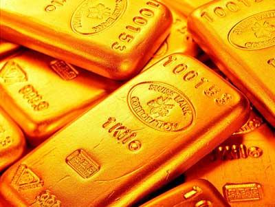 国际黄金获利回吐 今天金价多头明显