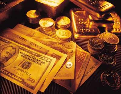 美元有所回升 黄金价格有所巩固