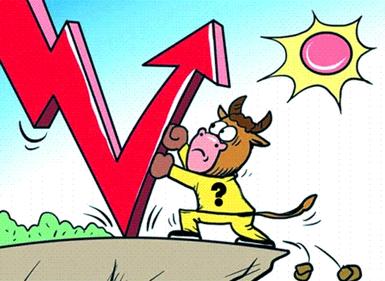 市场恐慌情绪持续抬升 黄金价格未加速上行