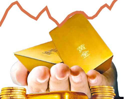 黄金价格涨势得以延续 支撑位已上移