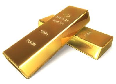 受美元下跌影响 黄金价格反弹