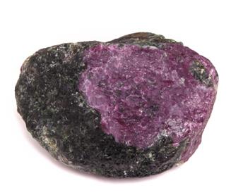 重约830g缅甸红宝石原石亮相御宝轩