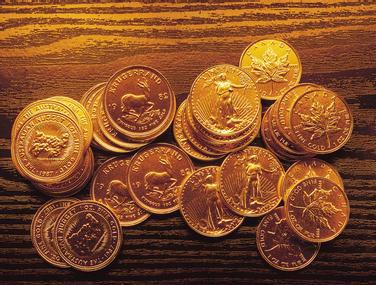 美联储结束QE政策 黄金价格大跌