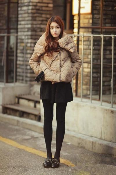 冬天怎么搭配衣服_矮个子女生穿衣搭配:冬季服装怎么穿?