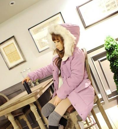 矮个子女生冬装穿衣搭配-适合个子矮的冬装搭配技巧图片