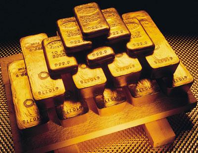 黄金价格冲高回落 上方压制依旧明显