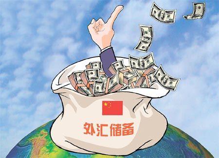 中国外汇储备_中国外汇储备现状_中国外汇储备数据_中国外汇储备结构-金投外汇