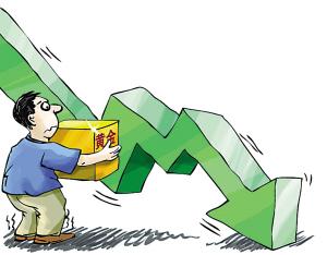 黄金价格略显强势 震荡上扬走势