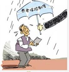 劳动法养老保险规定