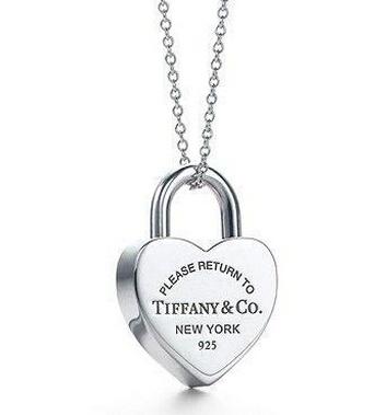 Tiffany这款项链价格