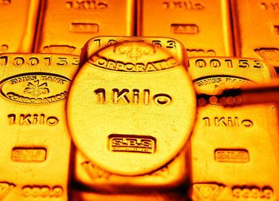黄金价格突破前日高点 回踩逢低做多