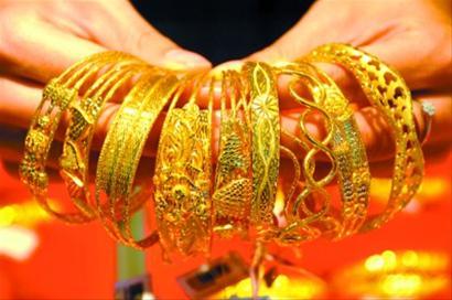 黄金价格强势反弹 回踩支撑在1196 1192