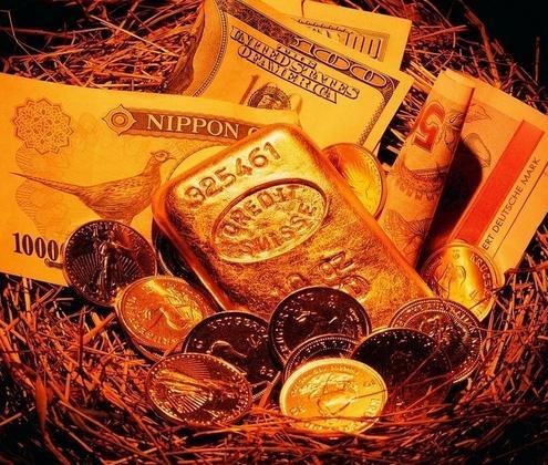 美消费信心大增 黄金价格一度下挫