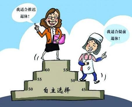 女性退休年龄_厅级干部退休年龄_公务员退休年龄_灵活就业人员退休年龄—金投保险网