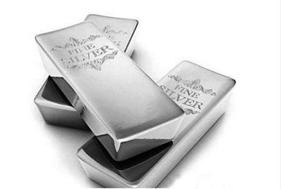 白银价格较黄金抗跌 日内调整走势
