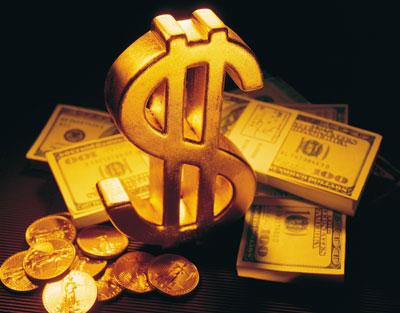 市场集中美国经济美元 黄金价格压力意识加重