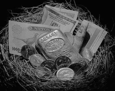 白银价格整体震荡 美元指数继续小幅回落