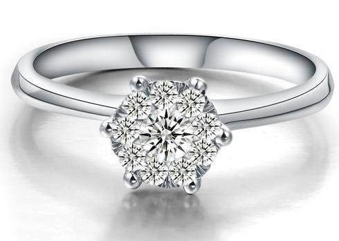 质地坚韧恒久的戒指,更值得女性们慢慢品味它的款式,那么,见证了甜蜜图片