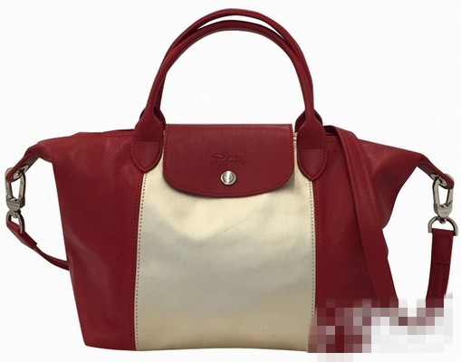 Longchamp限定羊皮包包 喜迎羊年