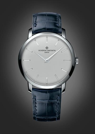 江诗丹顿推出全新Traditionnelle系列腕表