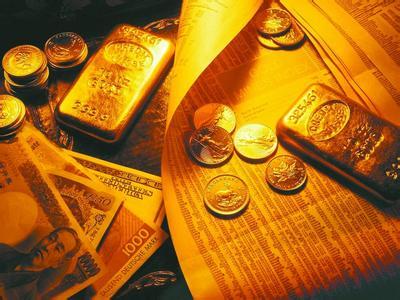 欧元兑美元汇价反弹 黄金高位盘整