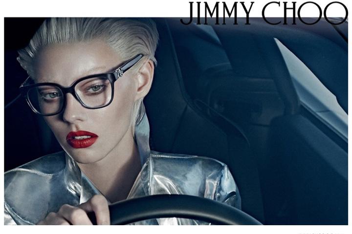 Jimmy Choo <a href='http://www.china1f.com' target='_blank'>服装</a>品牌2015春夏大片完整释出